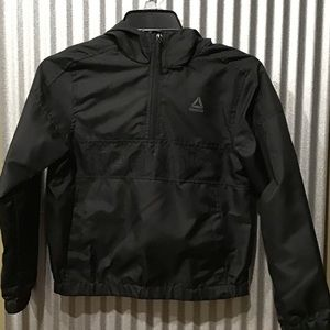 Reebok 1/4 Zip Windbreaker